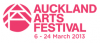 Auckland Arts Festival 2013  Start booking!